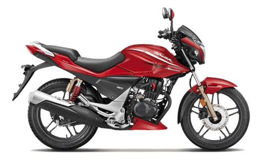 Hero Hunk Sports 150 Simil Honda Cg Titan