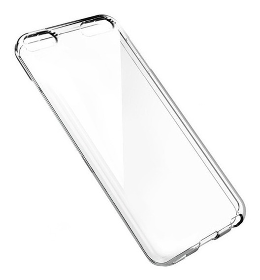 Capa Case iPod Touch 5 6 Silicone Transparente
