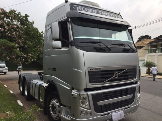 Volvo Fh 540 6x4 Ishift Globetrotter Ano 2013