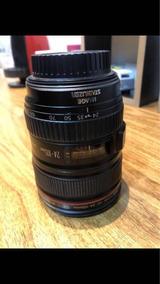 Lente Canon 24-105 F/4