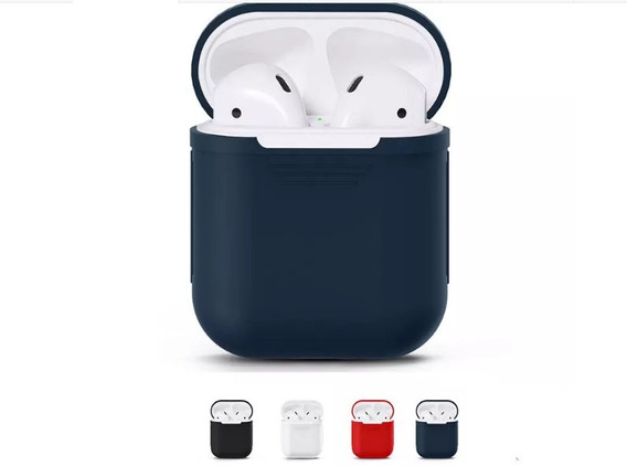 Funda Para AirPods Apple Silicon Estuche Case Envio Gratis