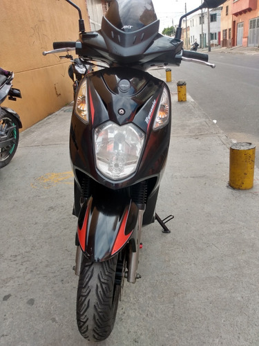 Moto Scooter Dinamic 125