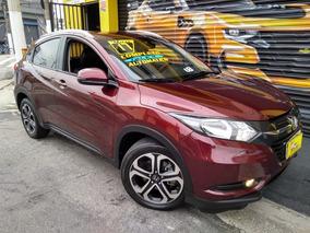 Honda Hr-v Ex Aut. 1.8 Flex 2017 Vermelha 2017 Completa!!