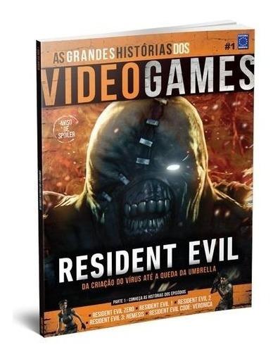Grandes Historia Dos Videogames - Nº01