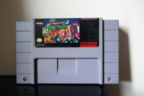 Bomberman 2 Super Nintendo Original