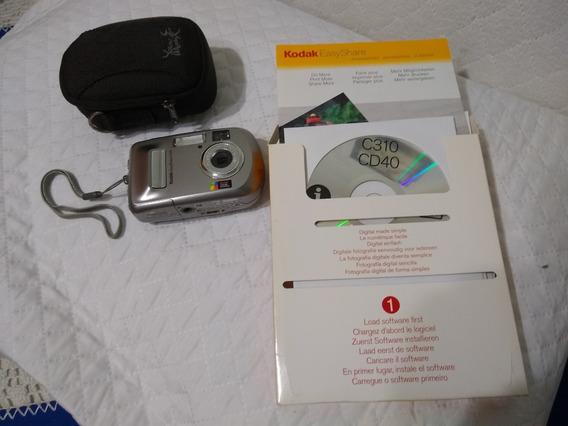 Câmera Kodak Easyshare C310 - 4 Mega Pixels