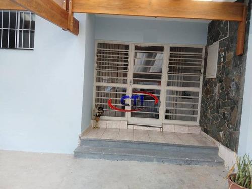 Casa Com 3 Dormitórios À Venda, 136 M² Por R$ 455.000 - Demarchi - São Bernardo Do Campo/sp - Ca0182