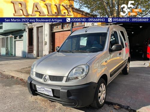 Renault Kangoo Rural 2012 Full Financiamos 100%