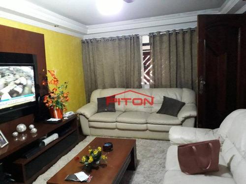 Imagem 1 de 20 de Sobrado Com 2 Dormitórios À Venda, 250 M² Por R$ 630.000,00 - Burgo Paulista - São Paulo/sp - So1932