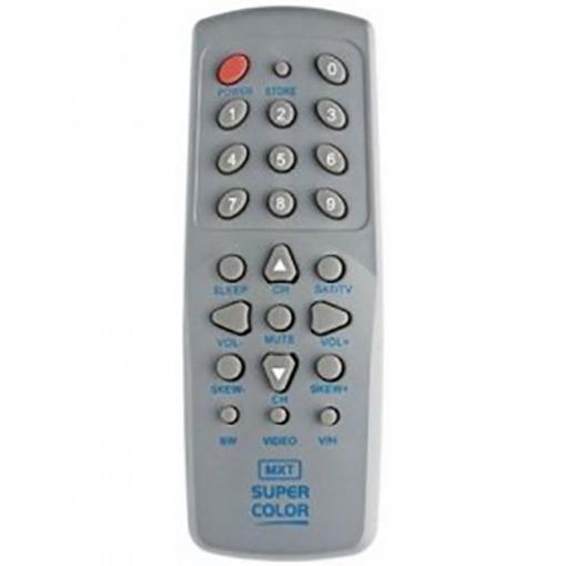 Controle Remoto P/receptor Century Super Color E Rota Sat