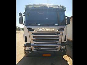 Scania R 400 6x2 C/ Ar Digital -- R400 440 380 Fh 420 G G400