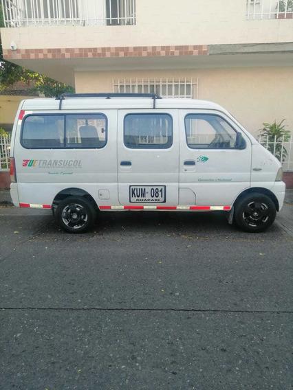 Venta Camioneta Chana Starvan 9 Pasajeros