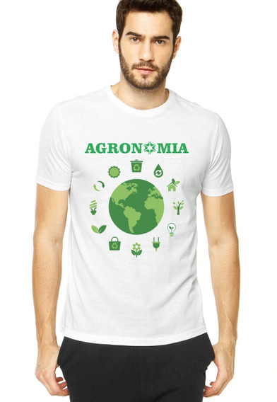 Camiseta Agronomia