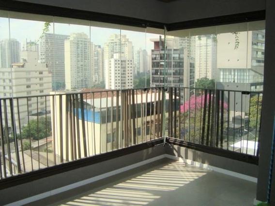 Apartamento Em Vila Olímpia, São Paulo/sp De 84m² 2 Quartos Para Locação R$ 7.500,00/mes - Ap551789