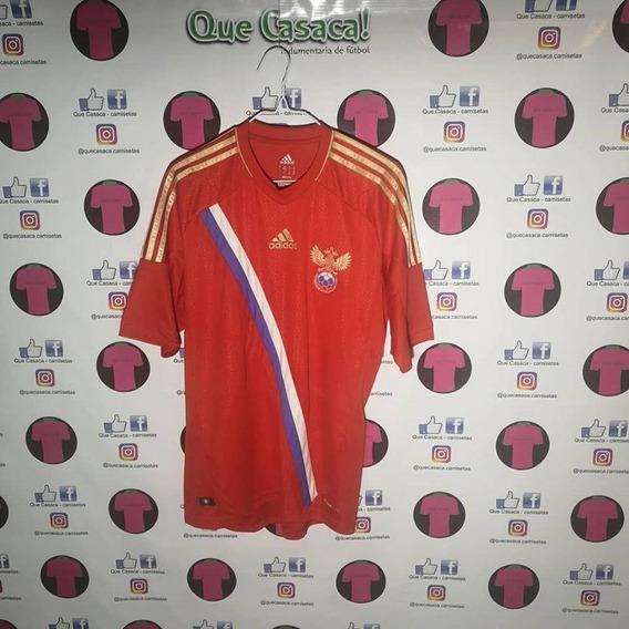 Hermosa Camiseta De La Seleccion De Rusia 2012