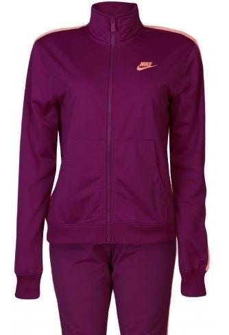 Agasalho Nike Feminino Violeta Roxo - Original + Nfe
