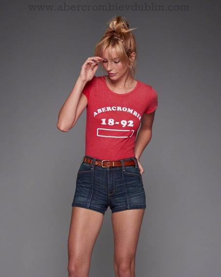Camiseta Abercrombie Feminina Casacos Moletom Gap Hollister