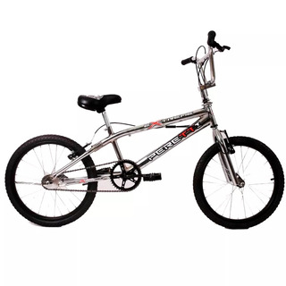 Bicicleta Bmx Rodado 20 Peretti Extreme Freestyle Con Rotor Giro 360 Reforzada Trucos Nenes Nenas Happy Buy + Regalo