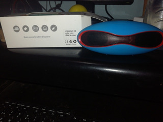 Parlante Bluetooth Mini