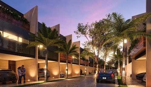 Venta De Lofts, Villas Y Townhouses En Temozon Nte, Merida Yucatan