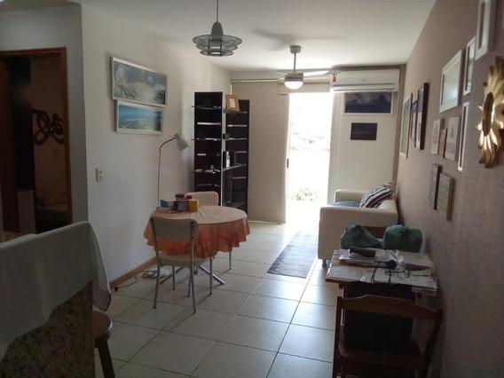 Apartamento Em São Francisco, Niterói/rj De 49m² 1 Quartos À Venda Por R$ 390.000,00 - Ap214441