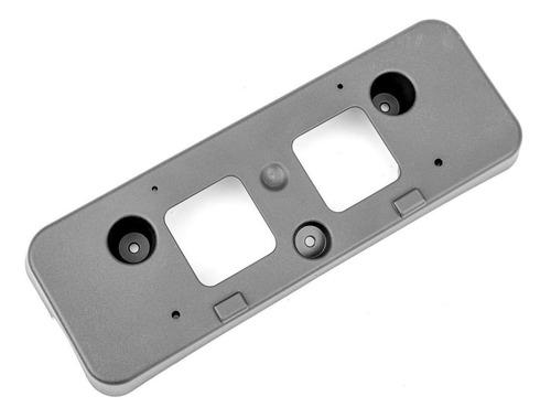 Soporte Placa Patente Ford Fiesta Kinetic Design 11/13