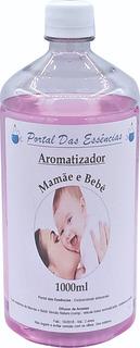 Aromatizador De Ambiente Pronto 1 Litro Mamãe Bebê