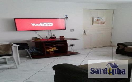 Imagem 1 de 5 de Apartamento À Venda - Jd. Mirna - Taboão Da Serra - Sp - 1788