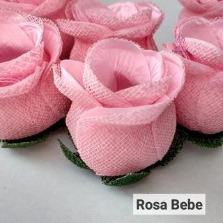 200 Forminhas P Doces Botao De Rosa Luxo