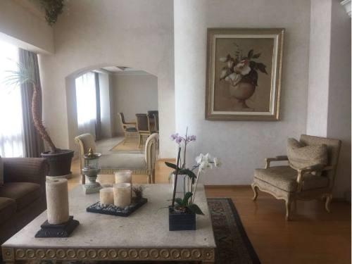 (crm-4860-109) Departamento Venta-renta / Hacienda De Las Palmas / Interlomas