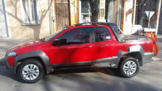 Camioneta Fiat Adventure Doble Cabina Strada Locker 1.6 Nuev
