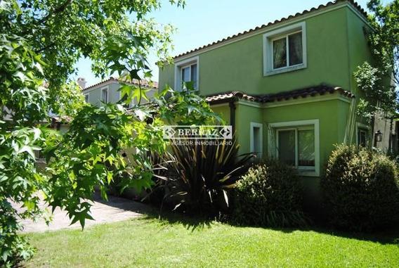 Casa En Alquiler Anual En Ayres De Pilar, Pilar