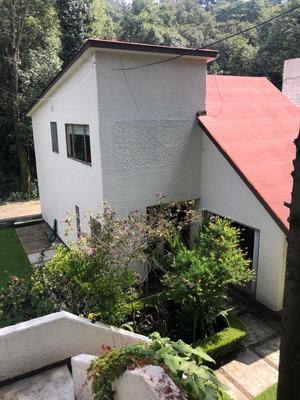 Cerca De Santa Fe! Venta Hermosa Casa Con Vista Arbolada!!!