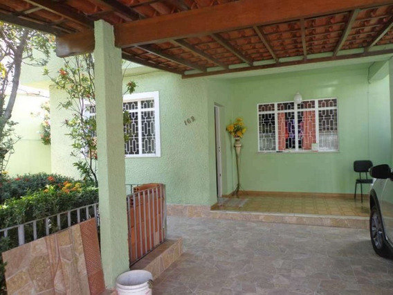 Caonze/nova Iguaçu, Casa 3 Quartos Sendo 1 Suíte, Quintal Com Piscina E 2 Vg. Garagem. - Ca00615 - 34105312