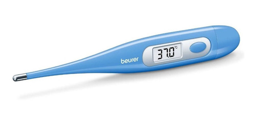 Termómetro Digital Clínico Beurer Resistente Al Agua Azul