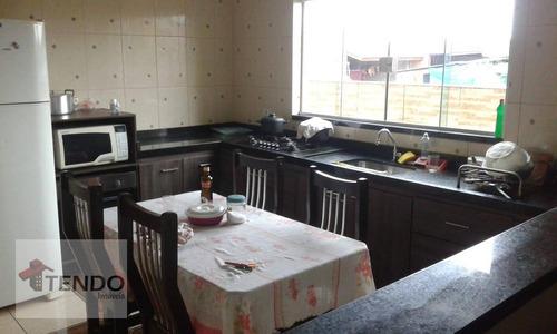 Imagem 1 de 29 de Sobrado Com 3 Dormitórios À Venda, 150 M² Por R$ 405.000 - Cidade Miguel Badra - Suzano/sp - So0371