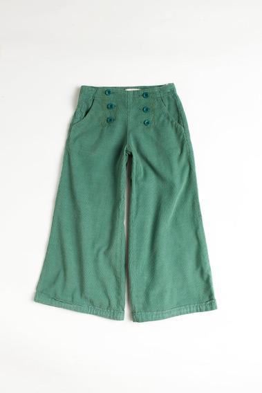 Pantalona Veludo Reserva Mini