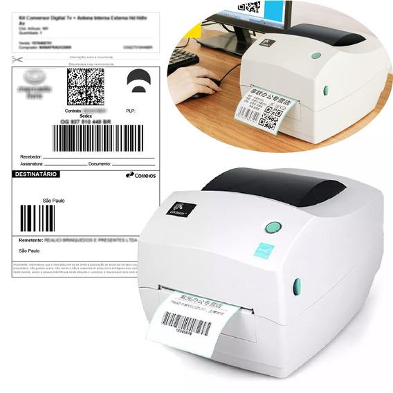 Impressora De Etiquetas Zebra Gk 888t Compatível Com Ml B2w