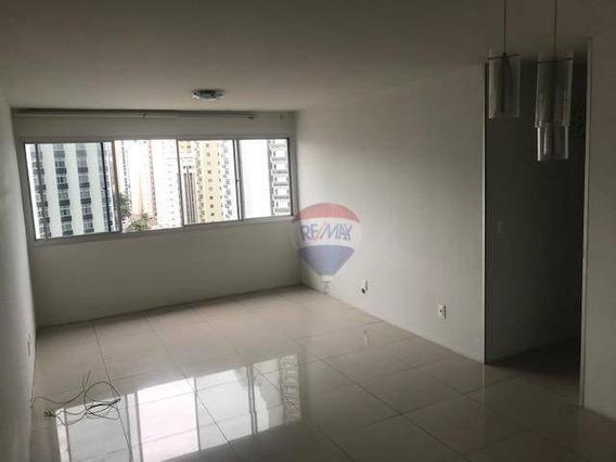 Apartamento Para Alugar, 80 M² Por R$ 2.000,00/mês - Boa Viagem - Recife/pe - Ap0920