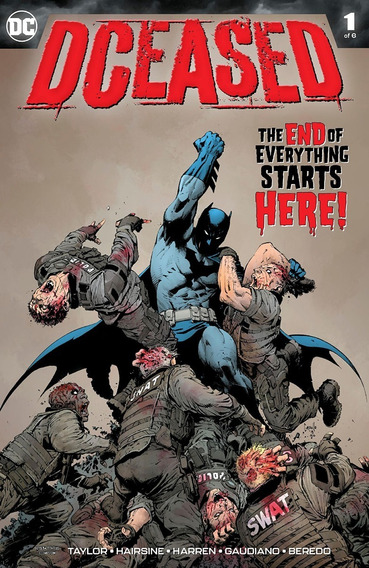 Dceased #1 (2019) Justice League Batman Dc Comics