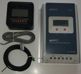 Epever Tracer 40a + Mt50 + Sensor De Temperatura
