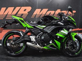 Kawasaki - Ninja 650r - 2018