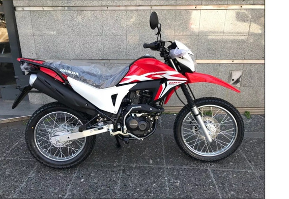 Honda Xr190l Reggio Motos Ramos Mejia