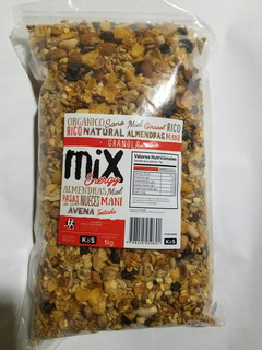 Granola Berry Con Arándano Y Manzana X 1 Kg