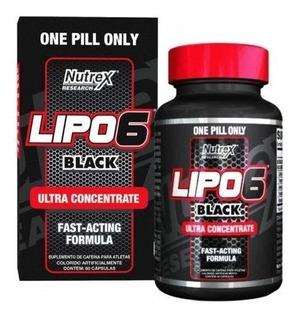 Lipo 6 Ultra Importado 60 Caps - Nutrex