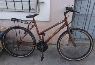 Bicicleta Dama 18 Velocidades Rodado 26