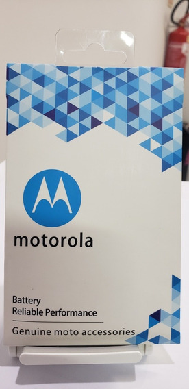 Bateria Bl270 Motorola Moto G6 Play Original