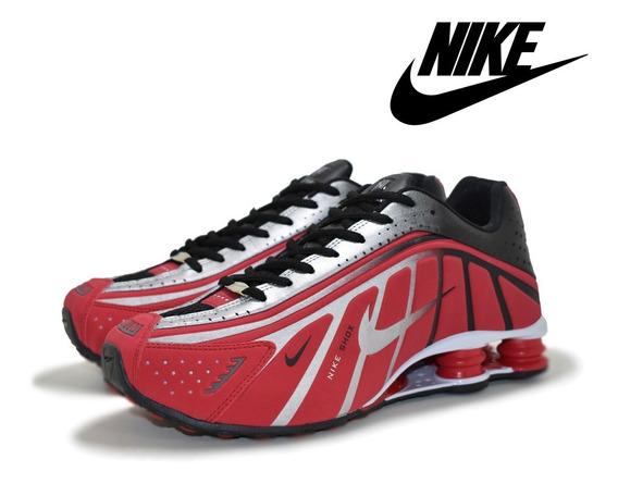 Tênis Nike Shox R4 Do Neymar Oficial
