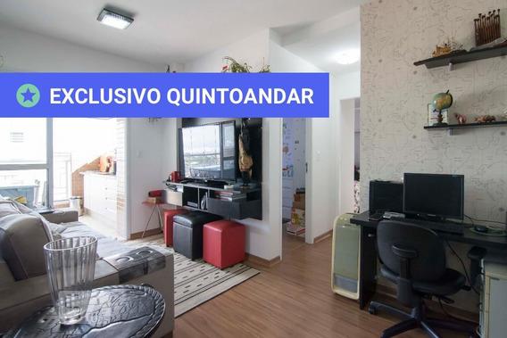 Apartamento No 14º Andar Mobiliado Com 2 Dormitórios E 1 Garagem - Id: 892946190 - 246190