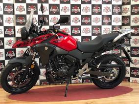 Suzuki Vstrom 250 0km 2018 Rojo